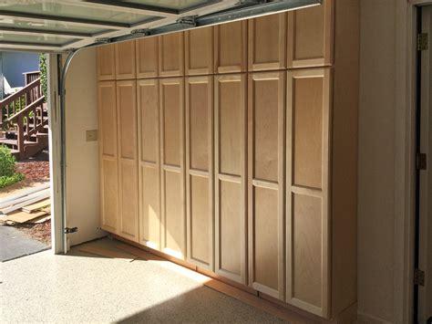 custom garage cabinets murrer construction