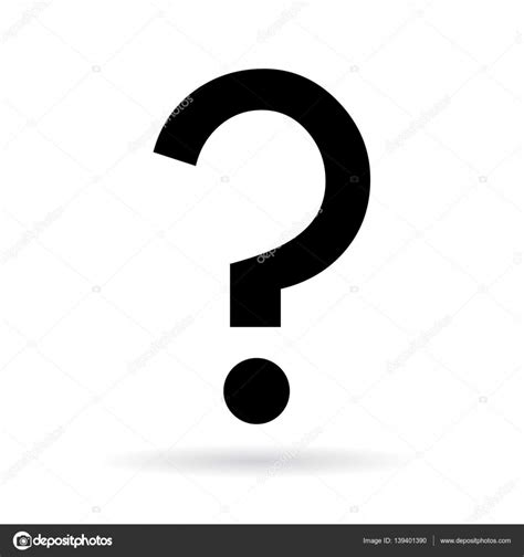 illustrator draw question mark question mark vector icon stock vector 169 arcady 139401390