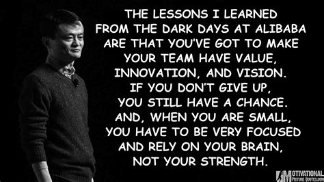 alibaba quotation alibaba founder jack ma quotes for entrepreneurs insbright