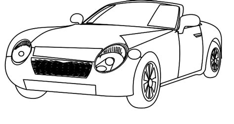 cartoon sports car black and white black and white car pictures cliparts co