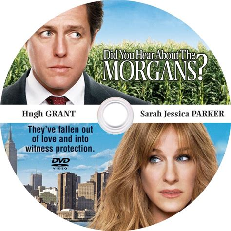 where was did you hear about the morgans filmed did you hear about the morgans label custom dvd labels
