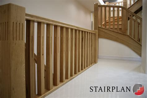 oak banister rails sale balustrades stair balustrades