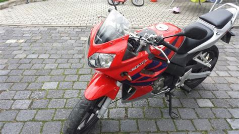 125 Ccm Motorrad Versicherung by Honda Cbr 125 Klein Leichtkraftrad 04177 Leipzig
