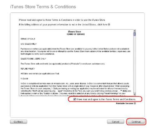 Sle Credit Card Terms And Conditions Step By Step Guide To Register An Itunes Account Without A Credit Card To Free Iphone Apps