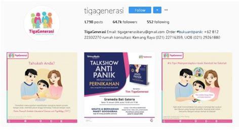 Buku Anti Panik Mengasuh Bayi 0 3 Tahun Best Seller 8 akun instagram parenting yang perlu calon ikuti demi tambah pengetahuan mengasuh buah