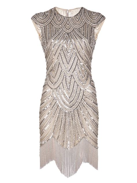 vintage inspired 1920s gastby handmade sequined