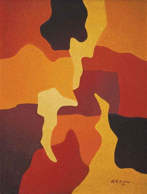 HERNANDO RUIZ OCAMPO (FILIPINO, 1911-1978) , Revelation-E ... Hernando Ocampo The Resurrection