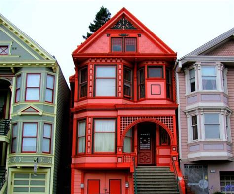 houses in san francisco san francisco colors architecture we