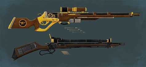 design gun game kirstyn warren wild wild west game concept weapons