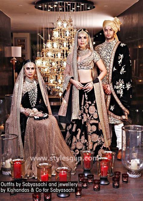 Sabyasachi Mukherjee Latest Wedding Dresses 2018-2019 ... Indian Designer Bridal Dresses 2017