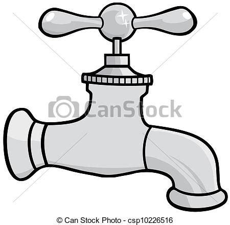 disegno rubinetto rubinetto acqua illustrazione clip vettoriale cerca