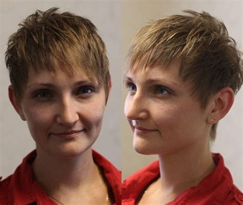 thin fine spiked hair 40 bold and beautiful short spiky haircuts for women