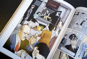 anne frank house graphic biography the quot diary of anna frank quot published as a graphic novel in