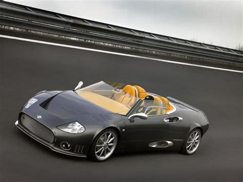 spyker c8 spyder bornrich price features luxury