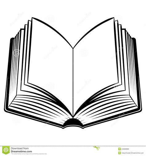 book shape template open book black and white clipart clipart suggest