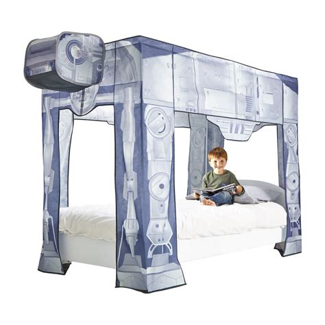 at at bed star wars at at single bed canopy new official