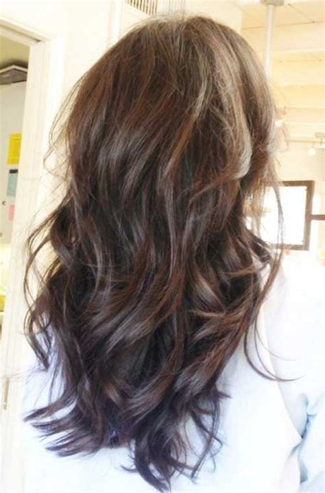 V Cut Layered Hair | 35 long layered cuts hairstyles haircuts 2016 2017
