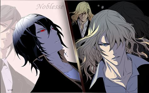 anime noblesse noblesse wallpaper zerochan anime image board