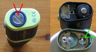 steripen battery steripen adventurer water purifier review backpacking light