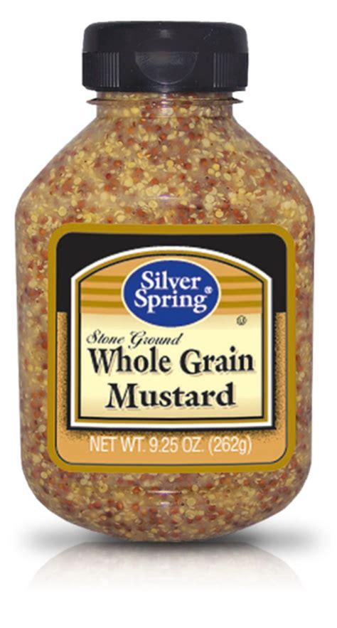 whole grain mustard whole grain mustard course bite subtle heat