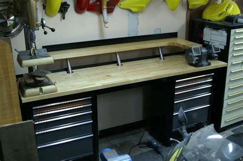 garage bench and storage 17 best ideas about garage workbench on pinterest