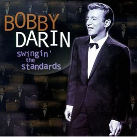 who sings swinging bobby darin swingin the standards reviews and mp3