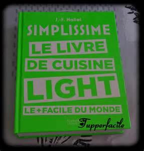 nouveau livre simplissime le livre de cuisine light le