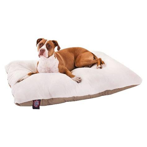 pet beds target majestic rectangle pet bed target