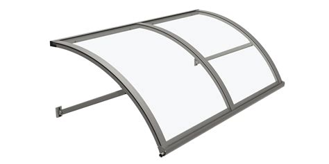 pensiline per porte d ingresso pensilina scudo pensilina in alluminio con policarbonato