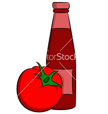 ketchup clipart ketchup tomato sauce clipart clipground
