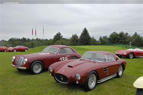 1954 Maserati A6gcs 53 Conceptcarz Com