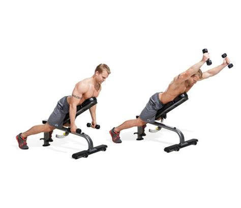 incline bench front raise the 30 best shoulder exercises of all time weakness is a