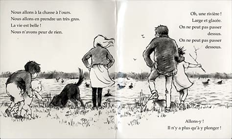 libro la chasse a lours la chasse 224 l ours en vrai activit 233 s 233 veil b 233 b 233 s et enfants aix en provence kid sens