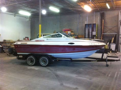 boats plus four winns 195 sundowner project 1987 for sale for 1 600