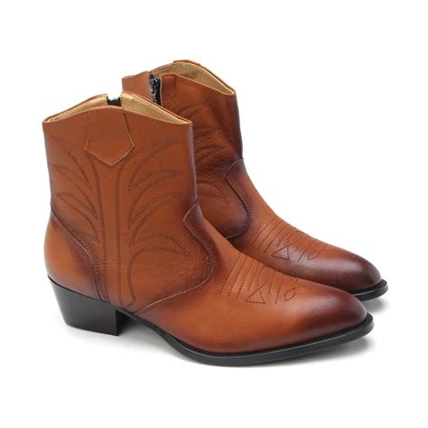 high ankle boots for mens mens rock chic western high heels ankle boots