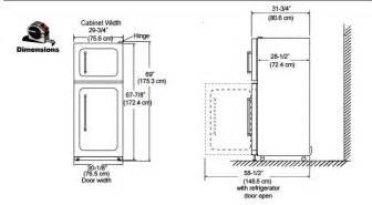 refrigerator dimensions refrigerator astonishing dimensions of refrigerator dimensions of refrigerator average
