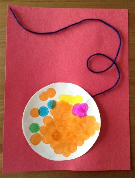 yo yo craft projects y is for yoyo craft preschool craft letter of the week