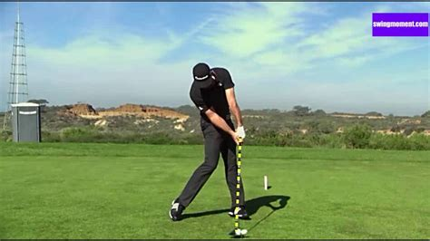 real golf swing the best golf swing slow motion online golf lesson youtube