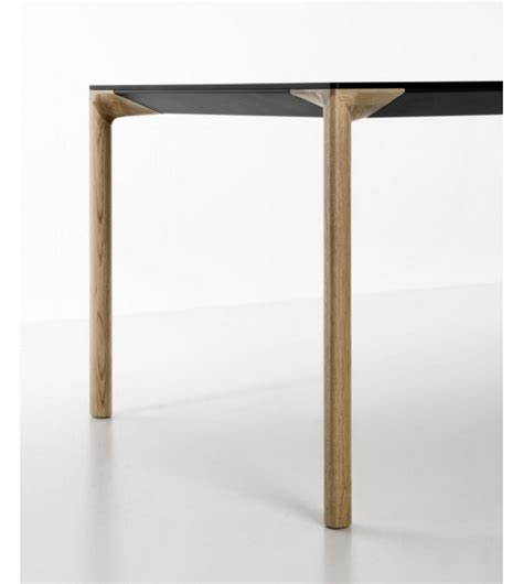 Wooden Table L Boiacca Wood Table Kristalia Milia Shop