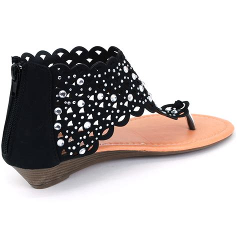 dressy gladiator sandals womens gladiator sandals wedge heel thongs dressy ankle