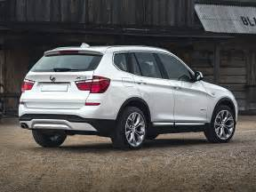 How Much Is A Bmw X3 2017 Bmw X3 Deals Prices Incentives Leases Overview