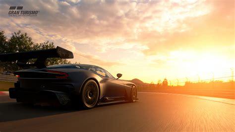 Aston Martin Gran Turismo gran turismo sport official car list published inside