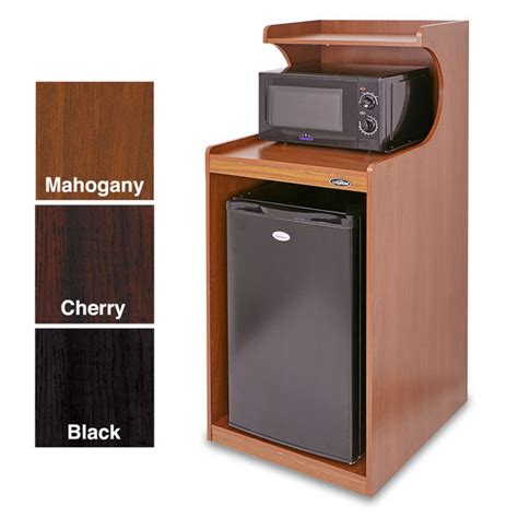 mini fridge microwave cabinet microwave refrigerator cabinet national hospitality supply