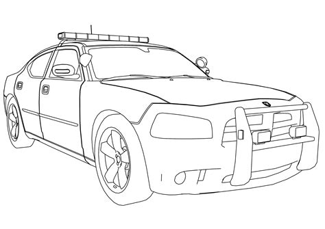 coloring pages police truck police car coloring pages coloringsuite com