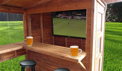 bar shed entertainment     backyard