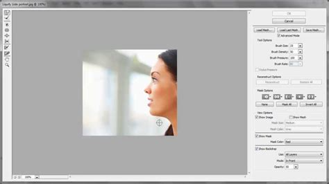 adobe photoshop liquify tutorial how to use the liquify filter in photoshop cs6 youtube