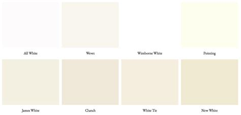 shades of white color chart pictures to pin on pinsdaddy