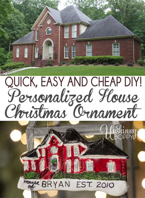 how to turn your home into a personalized christmas