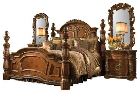 piece villa valencia california king bedroom set victorian bedroom furniture sets