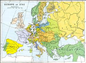Modern Map Of Europe by Pin Modern Political Map Of Europe 1995 302k University Of